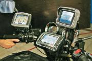 Suche Motorradnavi Wasserdicht