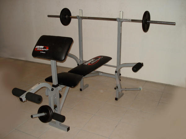 Super erhaltenes Home- » Fitness, Bodybuilding