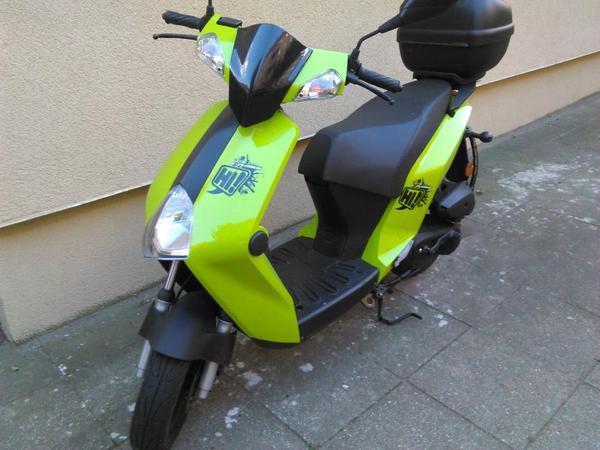 Supergelegenheit In Berlin Sonstige Motorroller Kaufen