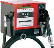 Tankstelle für Dieseltank;