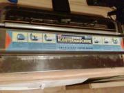 Tapeziermaschine sehr gut