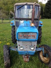 Tausche ein Traktor