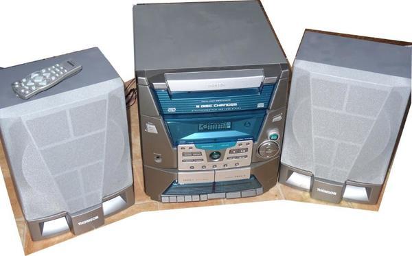anlage mit cd wechsler kaufen gebraucht und g nstig. Black Bedroom Furniture Sets. Home Design Ideas