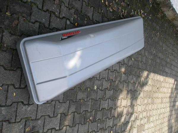 thule jetbag dachbox sehr wenig gebraucht in bretten. Black Bedroom Furniture Sets. Home Design Ideas