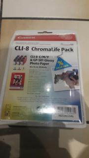 Tintenpatrone Canon CLI