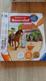 Tiptoi Buch Bauernhof