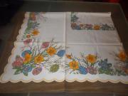Tischdecke mit Ostermotiv