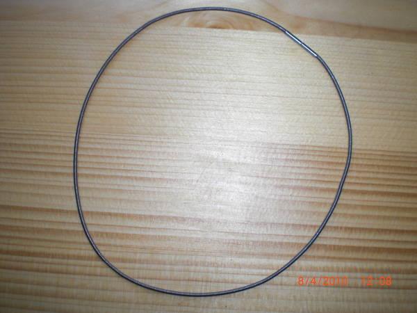 Titanhalskette » Schmuck, Brillen, Edelmetalle