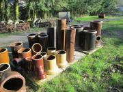Tonrohr - Steinzeug - Kanalrohre