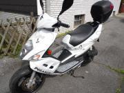TOP Roller, Motorroller,