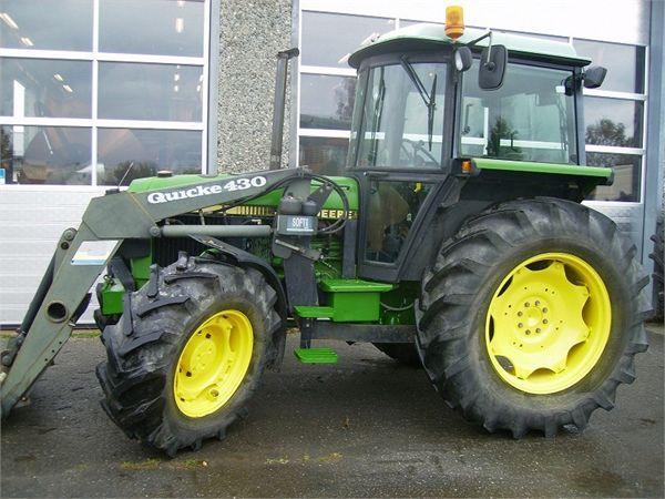 Traktor 2650 mit frontl. Schlepper Trecker in Erfurt ...