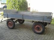 Traktor Anhänger, 2