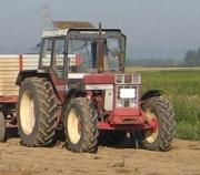 Traktor. IHC - Traktor