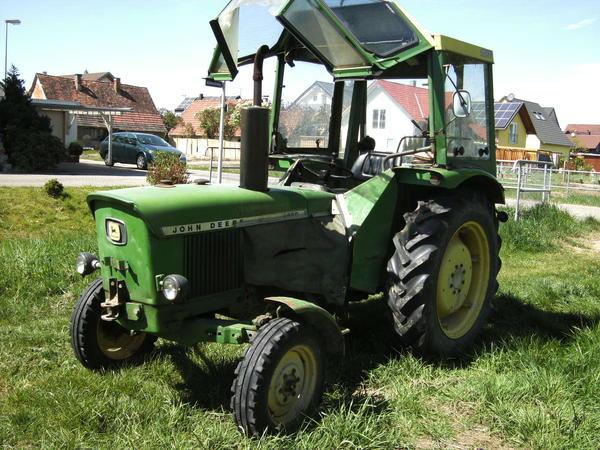 traktor john deere 820 s in rastatt traktoren landwirtschaftliche fahrzeuge kaufen und. Black Bedroom Furniture Sets. Home Design Ideas