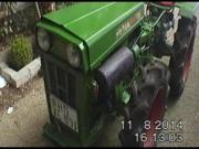Traktor Schmalspur - Schlepper