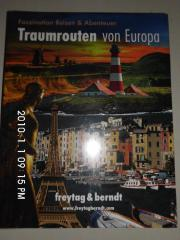 Traumrouten von Europa