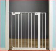 Treppenschutzgitter metall, Schraubklemme,