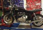 Triumph Thruxton Ersatzteile