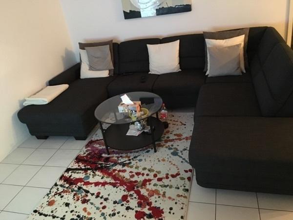 xxl wohnlandschaft kaufen gebraucht und g nstig. Black Bedroom Furniture Sets. Home Design Ideas