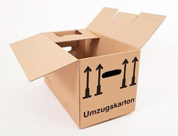 umzugskarton 45kg top in m hlacker umzugskartons verpackung kaufen und verkaufen ber private. Black Bedroom Furniture Sets. Home Design Ideas