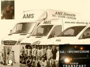 Umzugskartons Transport Umzugshelfer