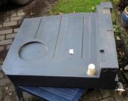 Unterflur-Frischwassertank für