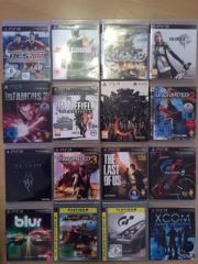 Verkaufe 33 PS3