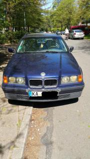 Verkaufe BMW 320i