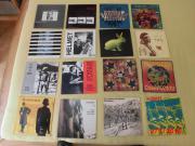 Verkaufe meine Schallplattensammlung,
