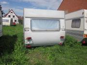 Verkaufe Oldtimer-Wohnwagen