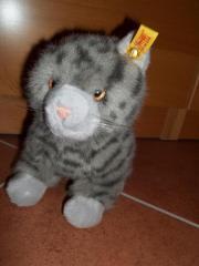 Verkaufe Steiff Katze