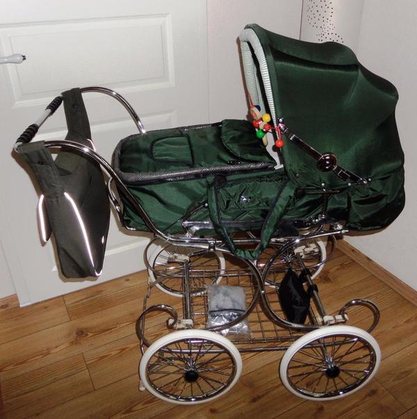 hesba kinderwagen kaufen gebraucht und g nstig. Black Bedroom Furniture Sets. Home Design Ideas