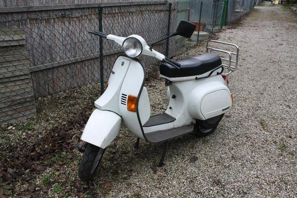 vespa pk 50 xl wei baujahr 1987 in mindelheim piaggio. Black Bedroom Furniture Sets. Home Design Ideas