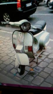 Vespa-Roller