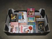 VHS Videos+ Spielfilme /