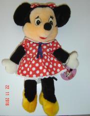 Vintage Kuscheltiere Minnie Mouse Doll 1980, 42 cm, NEU,DISNEY Sammlung Sammlerstück unbespielt Vintage Kuscheltiere Minnie Mouse Doll , Größe 42 cm von Walt Disney aus den 80zigern - Vintage - Zustand - Laden-NEU aus Sammlung - unbespielt. ... 26,- D-881 - Vintage Kuscheltiere Minnie Mouse Doll 1980, 42 cm, NEU,DISNEY Sammlung Sammlerstück unbespielt Vintage Kuscheltiere Minnie Mouse Doll , Größe 42 cm von Walt Disney aus den 80zigern - Vintage - Zustand - Laden-NEU aus Sammlung - unbespielt