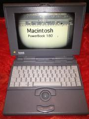 Vintage Notebook Macintosh