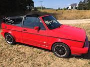 Volkswagen Golf Cabrio-