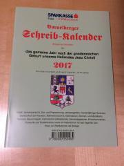 Vorarlberger Schreibkalender 2017