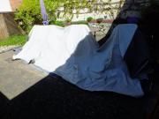 Vordach Sonnendach Wohnwagen