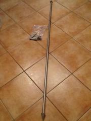 Vorhangstange 156cm/168cm