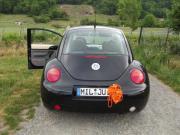 VW-Beetle, schwarz,
