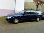 VW Passat kombi.