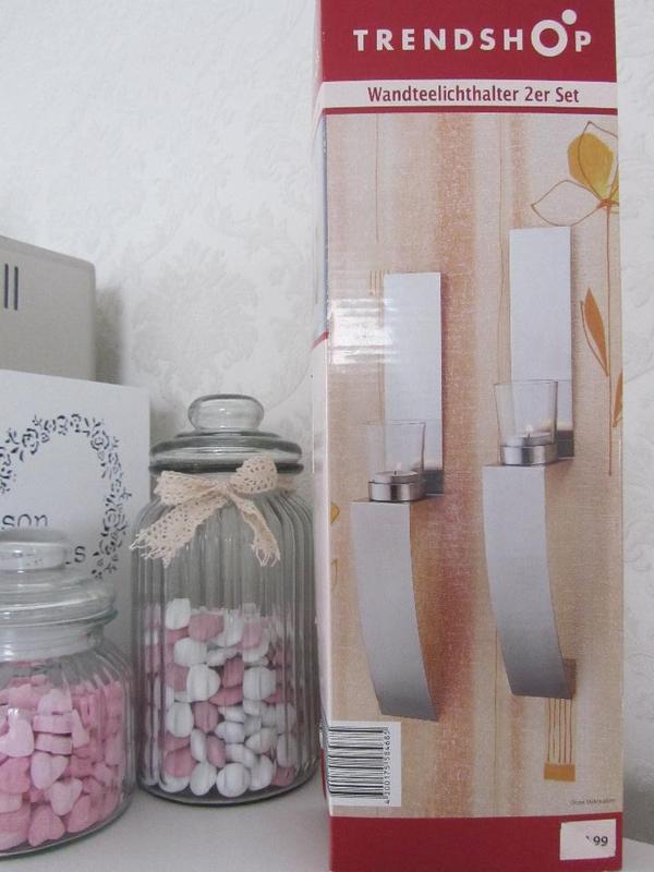 wand teelichthalter neu in ovp in schwetzingen dekoartikel kaufen und verkaufen ber private. Black Bedroom Furniture Sets. Home Design Ideas