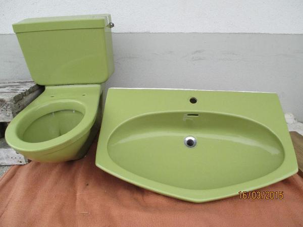 waschbecken mit zubeh r klo in feldkirch bad. Black Bedroom Furniture Sets. Home Design Ideas
