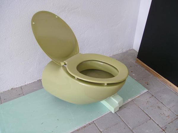 waschbecken waschtische mit halbs ule gr n von villeroy boch. Black Bedroom Furniture Sets. Home Design Ideas