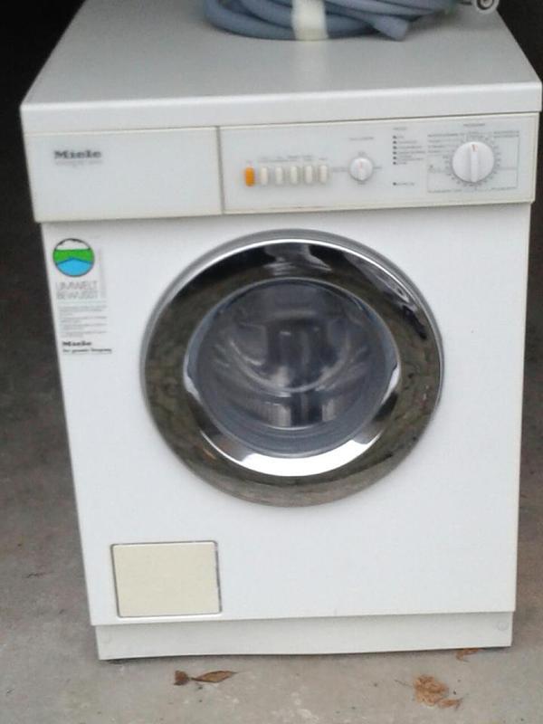 waschmaschine miele novotronic w820 in mosbach waschmaschinen kaufen und verkaufen ber. Black Bedroom Furniture Sets. Home Design Ideas