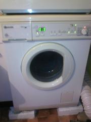 waschmaschine mit defekt