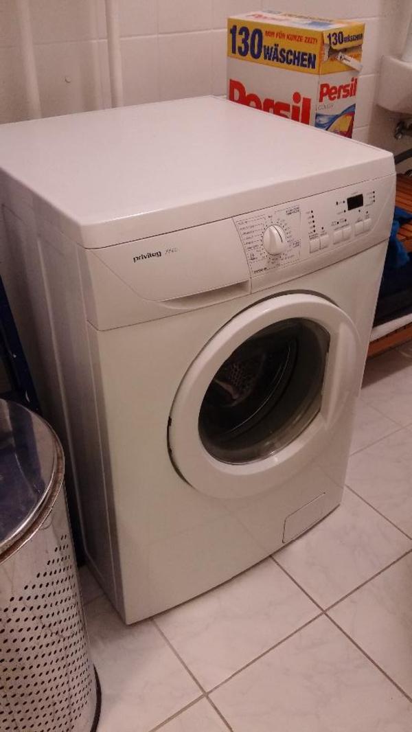 waschmaschine privileg 7740 in neustadt waschmaschinen. Black Bedroom Furniture Sets. Home Design Ideas