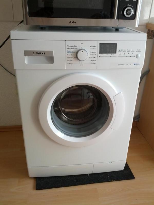 waschmaschine siemens kleinanzeigen familie haus. Black Bedroom Furniture Sets. Home Design Ideas